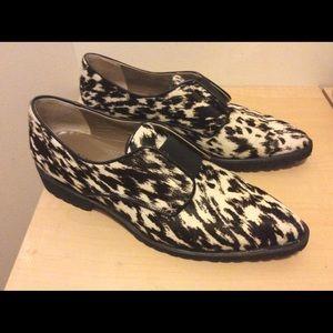 ANYI Lu Amy Calf Skin Loafers size 39